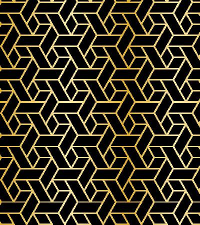 Patroon goud